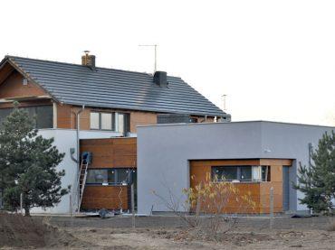 Dom jednorodzinny pod Swarzędzem