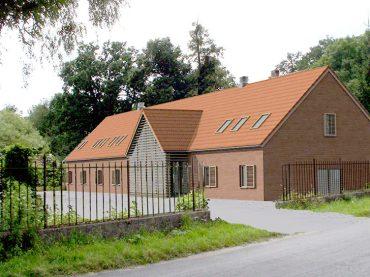 Dom Ogrodnika w Śmiełowie