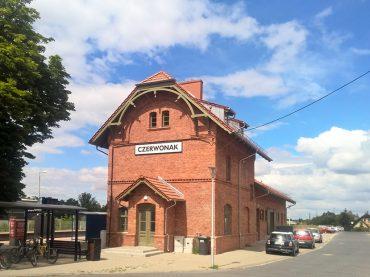 Dworzec w Czerwonaku