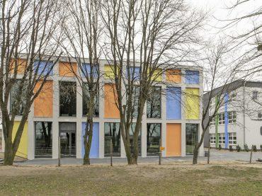 Sala gimnastyczna w Głuszynie